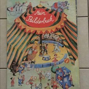 Huge Vintage Childs Picture Book GERMANY 🇩🇪